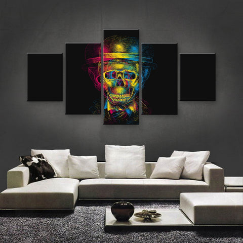 HD PRINTED LIMITED EDITION GOTHIC CANVAS (GOTH190007)