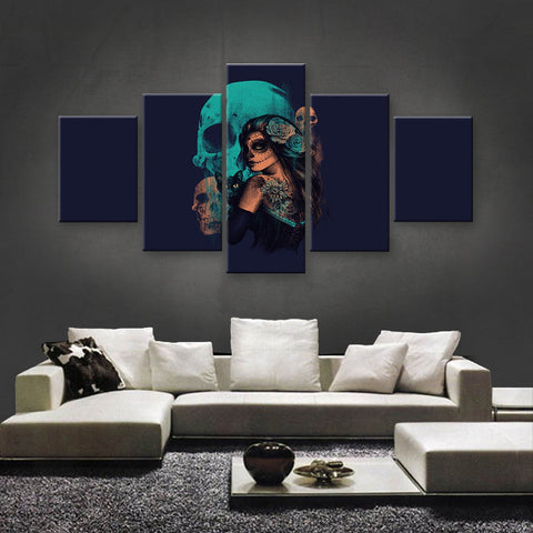 HD PRINTED LIMITED EDITION GOTHIC CANVAS (GOTH190012)
