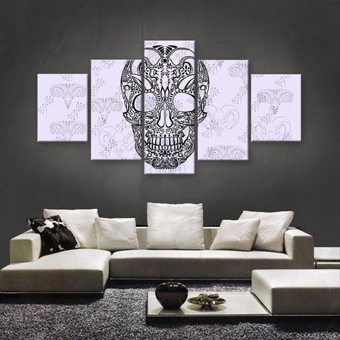 HD PRINTED LIMITED EDITION GOTHIC CANVAS (GOTH190013)