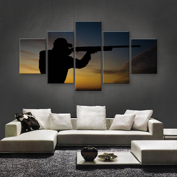 HD PRINTED LIMITED EDITION HUNTING CANVAS (HUNT130001)