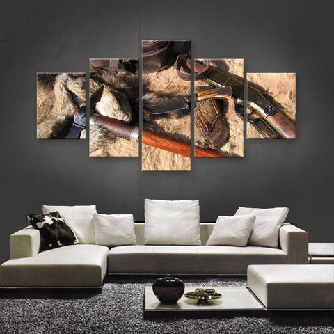 HD PRINTED LIMITED EDITION HUNTING CANVAS (HUNT130002)