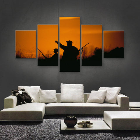 HD PRINTED LIMITED EDITION HUNTING CANVAS (HUNT130005)