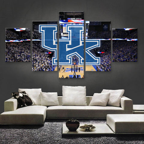HD PRINTED LIMITED EDITION KENTUCKY WILDCATS CANVAS (KWC159009)