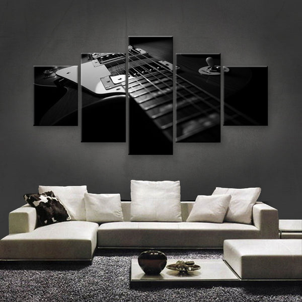 HD PRINTED LIMITED EDITION MUSICAL INSTRUMENTS CANVAS (MUC170012)