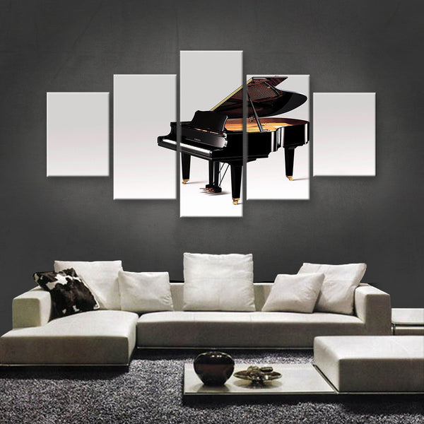 HD PRINTED LIMITED EDITION MUSICAL INSTRUMENTS CANVAS (MUC170021)