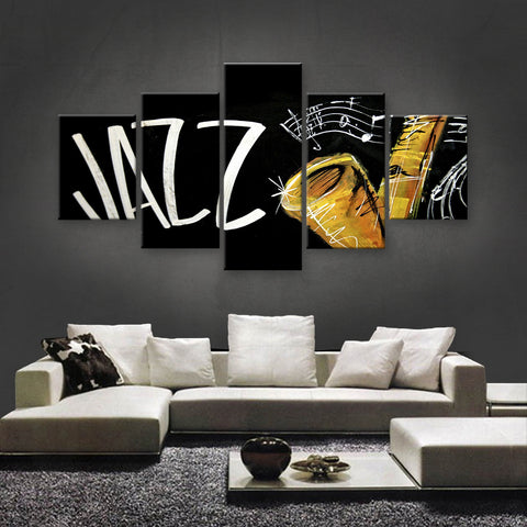 HD PRINTED LIMITED EDITION MUSICAL INSTRUMENTS CANVAS (MUC170024)