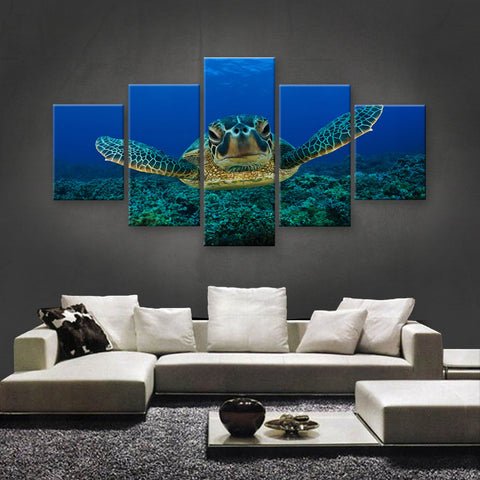HD PRINTED LIMITED EDITION OCEAN CANVAS (OCN139002)