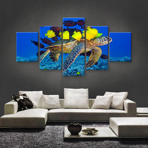 HD PRINTED LIMITED EDITION OCEAN CANVAS (OCN139003)