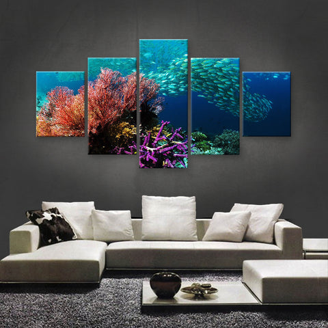 HD PRINTED LIMITED EDITION OCEAN CANVAS (OCN139004)