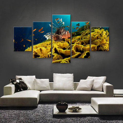 HD PRINTED LIMITED EDITION OCEAN CANVAS (OCN139005)