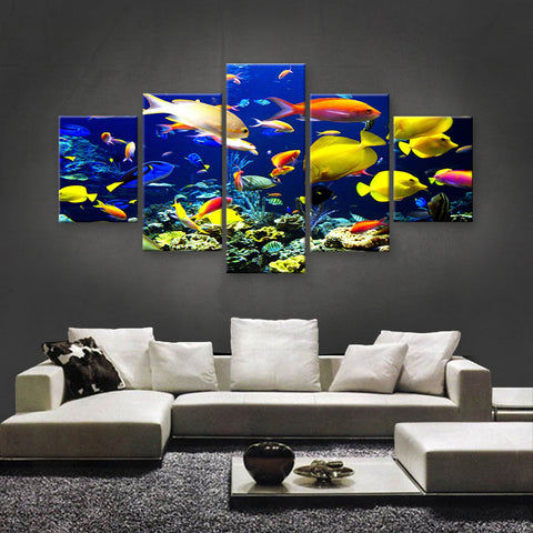 HD PRINTED LIMITED EDITION OCEAN CANVAS (OCN139006)
