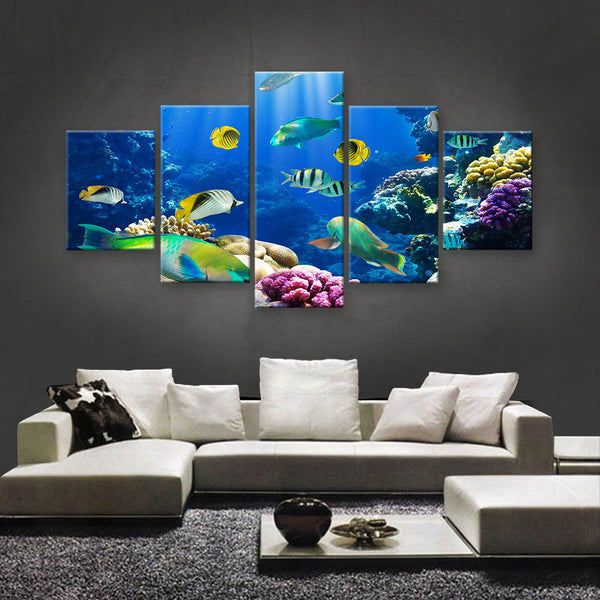 HD PRINTED LIMITED EDITION OCEAN CANVAS (OCN139008)