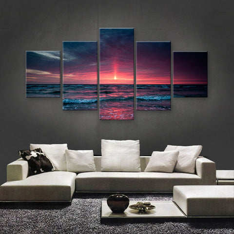 HD PRINTED LIMITED EDITION OCEAN CANVAS (OCN139010)