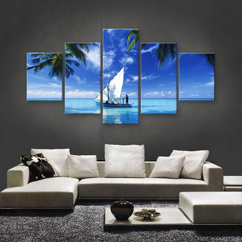 HD PRINTED LIMITED EDITION OCEAN CANVAS (OCN139011)
