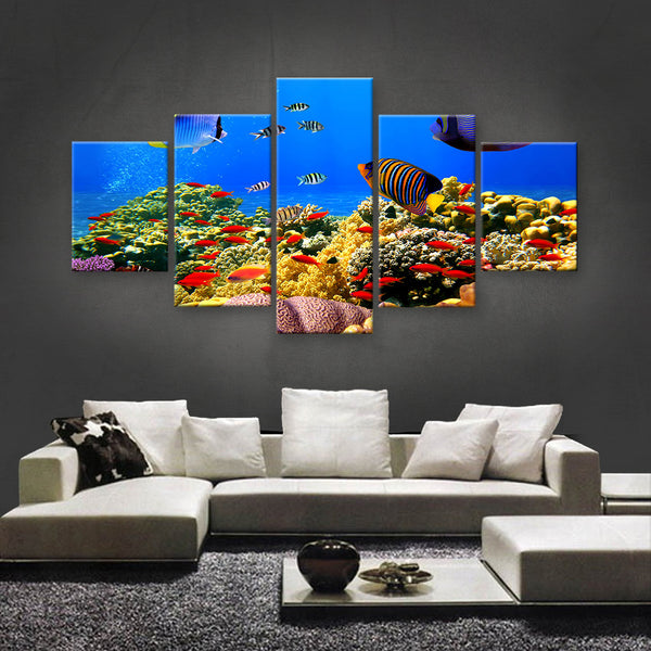 HD PRINTED LIMITED EDITION OCEAN CANVAS (OCN139014)