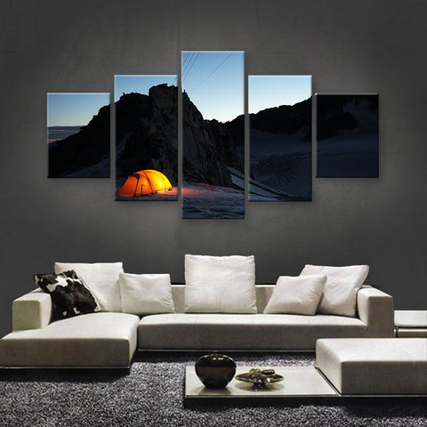 HD PRINTED LIMITED EDITION OUTDOORS CANVAS (ODC110001)