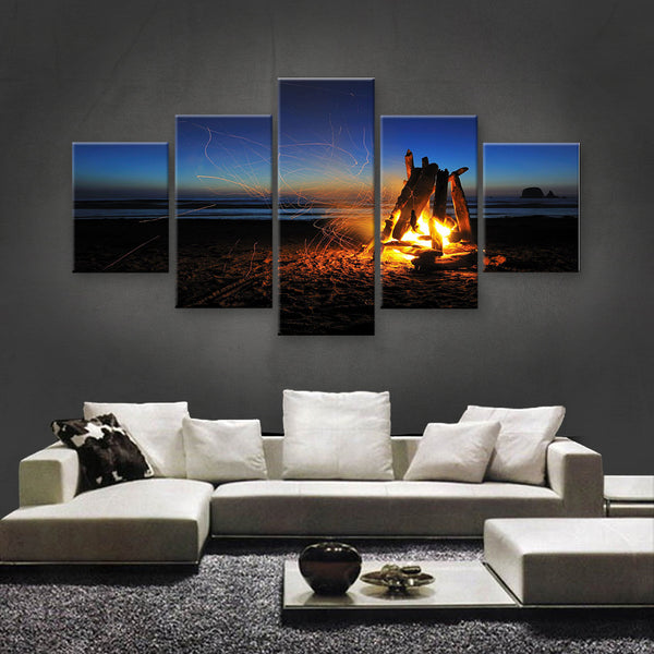 HD PRINTED LIMITED EDITION OUTDOORS CANVAS (ODC110003)