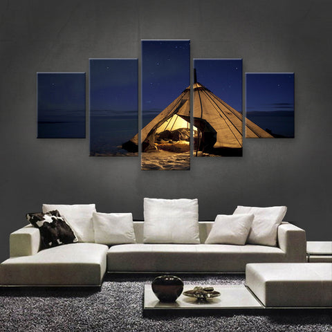 HD PRINTED LIMITED EDITION OUTDOORS CANVAS (ODC110008)