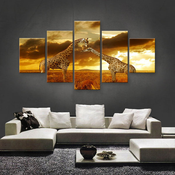 HD PRINTED LIMITED EDITION SAFARI CANVAS (SAF149006)
