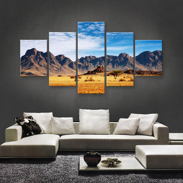 HD PRINTED LIMITED EDITION SAFARI CANVAS (SAF149001)