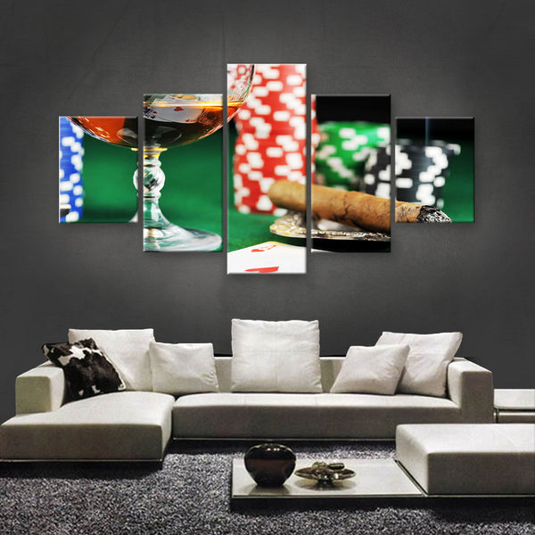 HD PRINTED LIMITED EDITION SPORTS CANVAS (SPC140007)