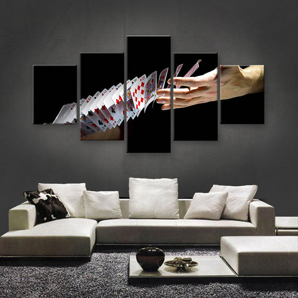 HD PRINTED LIMITED EDITION SPORTS CANVAS (SPC140008)