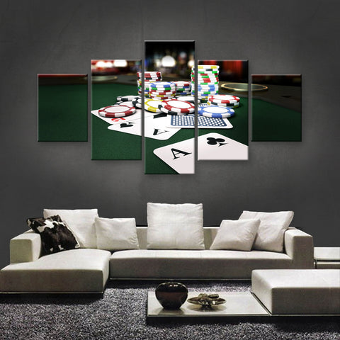 HD PRINTED LIMITED EDITION SPORTS CANVAS (SPC140011)