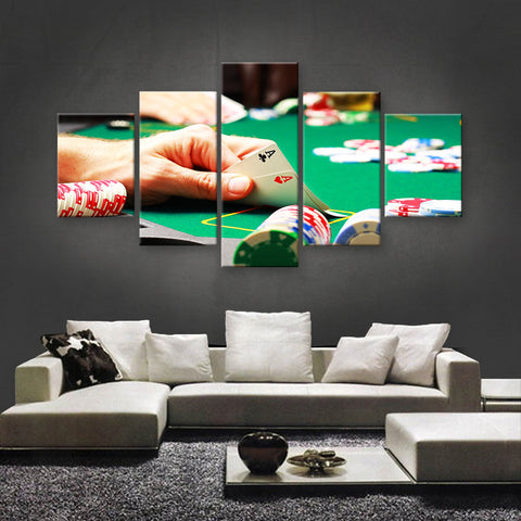HD PRINTED LIMITED EDITION SPORTS CANVAS (SPC140012)