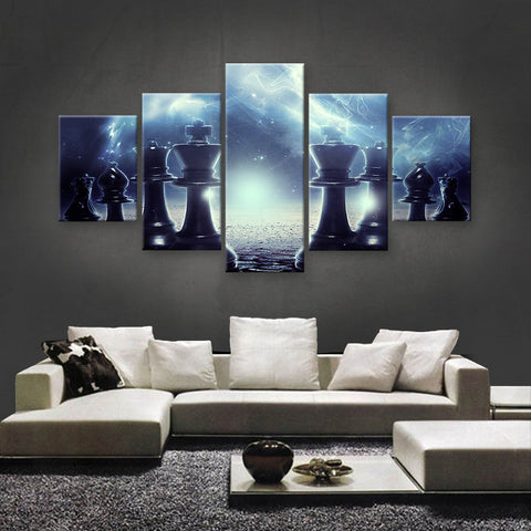 HD PRINTED LIMITED EDITION SPORTS CANVAS (SPC140019)