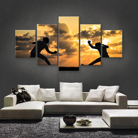 HD PRINTED LIMITED EDITION SPORTS CANVAS (SPC140024)