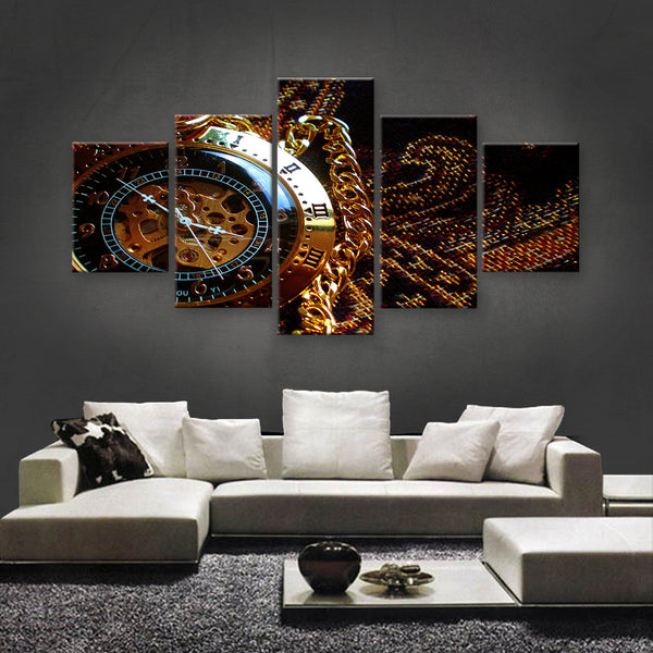 HD PRINTED LIMITED EDITION STEAMPUNK CANVAS (STP179005)