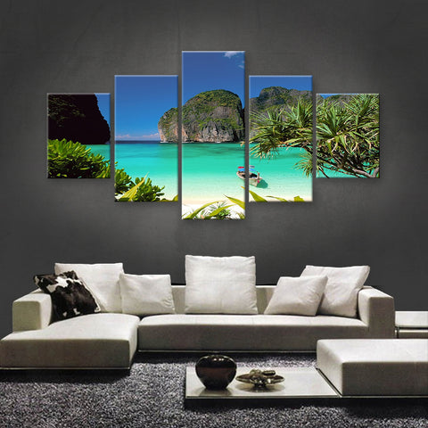 HD PRINTED LIMITED EDITION TRAVEL -Phuket, Koh Phi Phi, Thailand- (TRC159033)