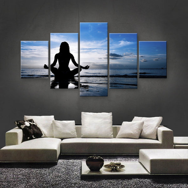 HD PRINTED LIMITED EDITION ZEN CANVAS (ZEN129002)