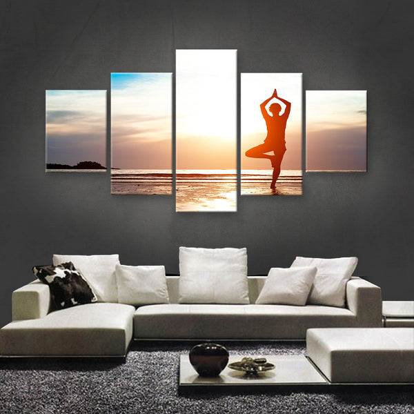 HD PRINTED LIMITED EDITION ZEN CANVAS (ZEN129003)