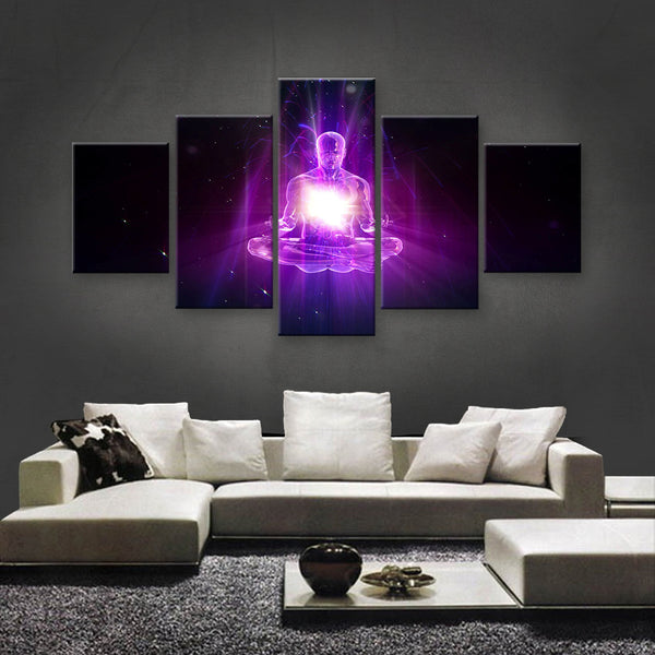 HD PRINTED LIMITED EDITION ZEN CANVAS (ZEN129007)