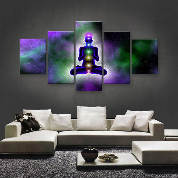 HD PRINTED LIMITED EDITION ZEN CANVAS (ZEN129008)