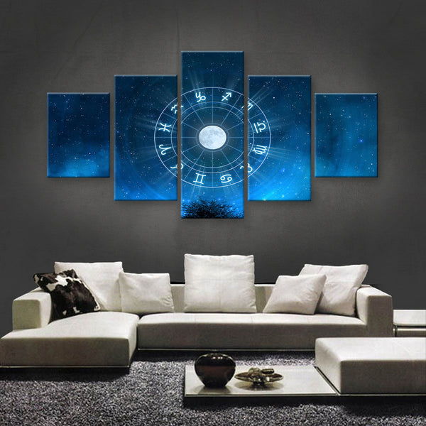 HD PRINTED LIMITED EDITION ZEN CANVAS (ZEN129009)