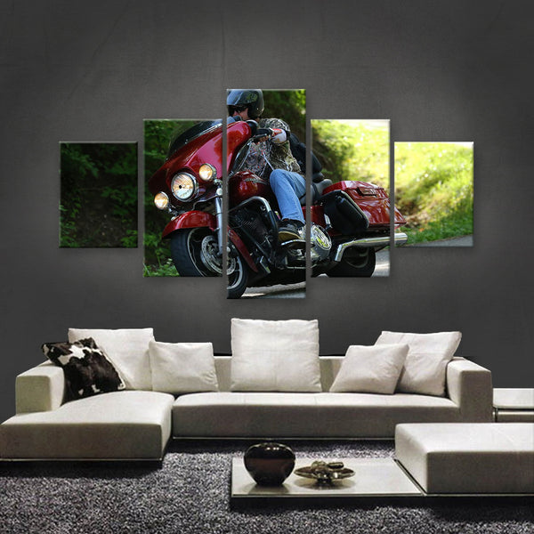 HD PRINTED LIMITED EDITION CUSTOM MADE CANVAS (CMC159002)