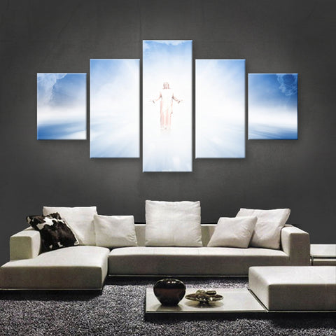 HD PRINTED LIMITED EDITION JESUS CHRIST CANVAS (JCC155005)