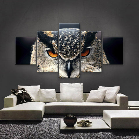 HD PRINTED LIMITED EDITION WILDLIFE CANVAS (WLC1590019)