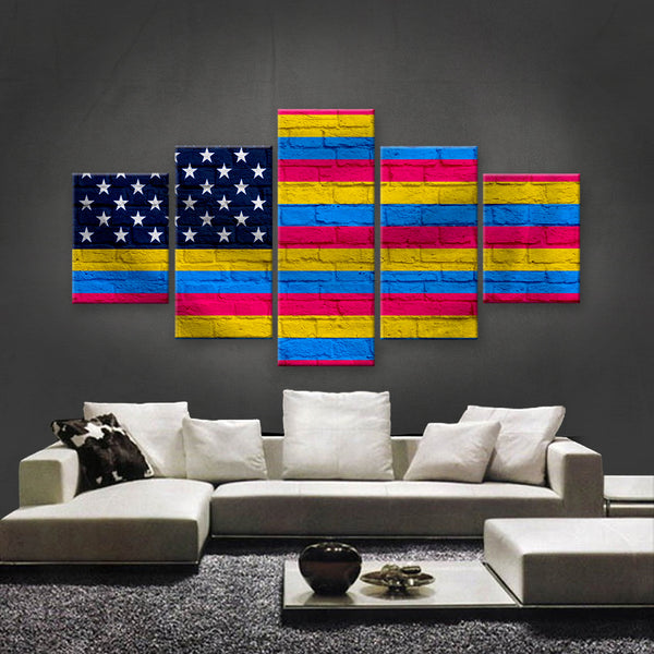 HD PRINTED LIMITED EDITION LGBTQ CANVAS (LGBTQ310011)