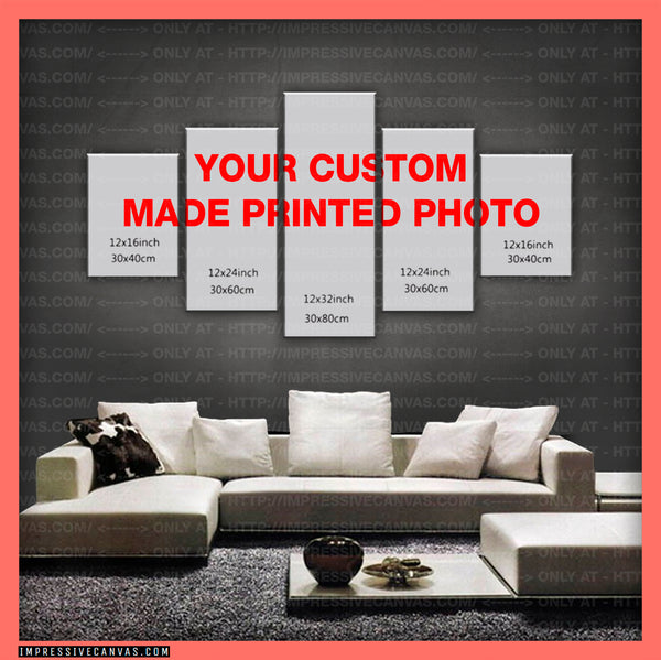 HD PRINTED LIMITED EDITION FLOWER CANVAS (FWC155022)