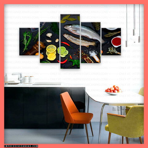 HD PRINTED LIMITED EDITION FOOD CANVAS (FOOD61515404)