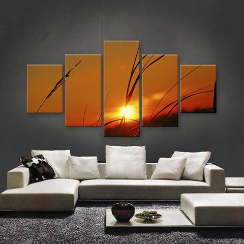 HD PRINTED LIMITED EDITION SUNSET CANVAS (STC159009)
