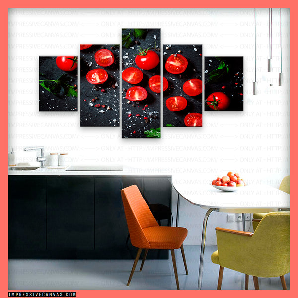 HD PRINTED LIMITED EDITION FOOD CANVAS (FOOD61515402)