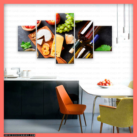 HD PRINTED LIMITED EDITION FOOD CANVAS (FOOD61515401)