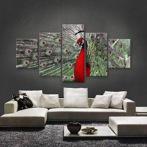 HD PRINTED LIMITED EDITION WILDLIFE CANVAS (WLC159003)