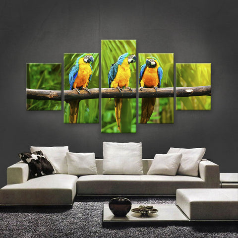 HD PRINTED LIMITED EDITION WILDLIFE CANVAS (WLC159005)
