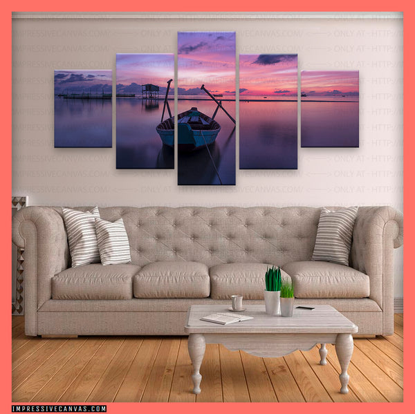 HD PRINTED LIMITED EDITION BOAT CANVAS (BOAT2151002)