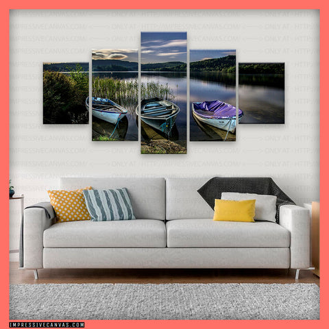 HD PRINTED LIMITED EDITION BOAT CANVAS (BOAT2151004)